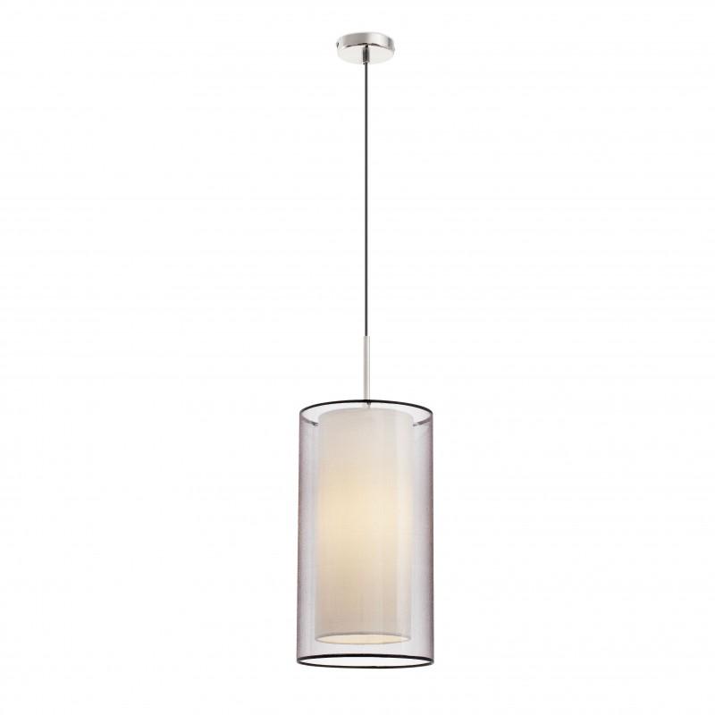 SABA Lampe suspension nickel mat 1L