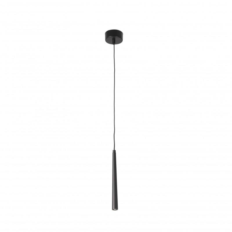 SABI Lampe suspension noire