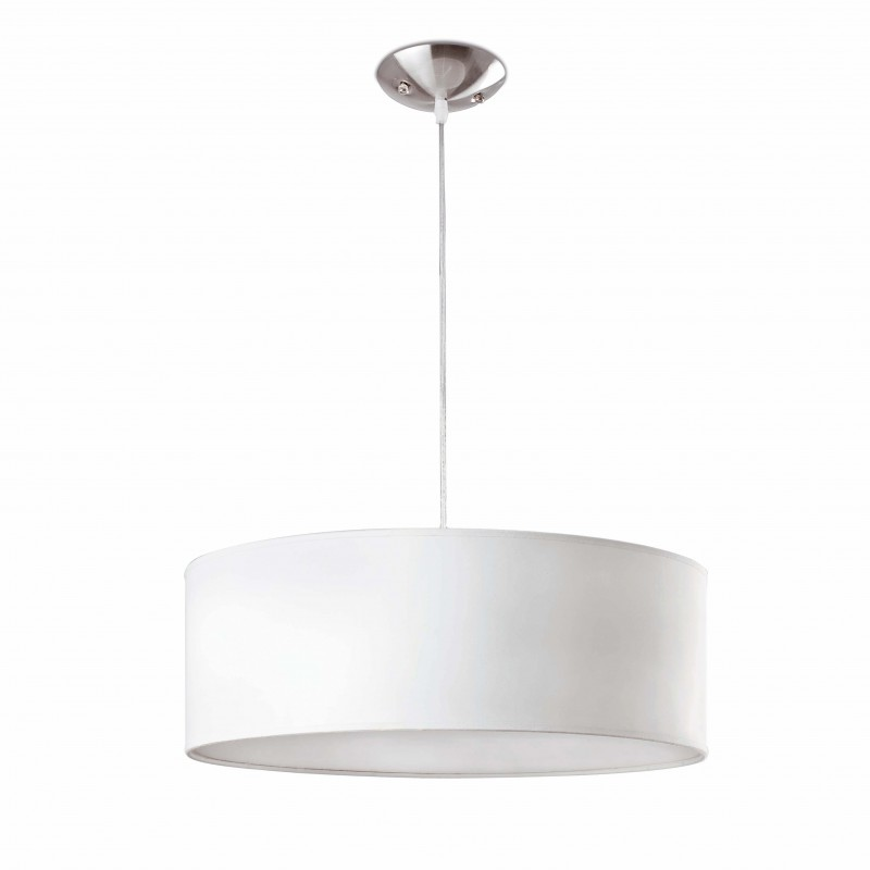 SEVEN Lampe suspension blanc Ø50